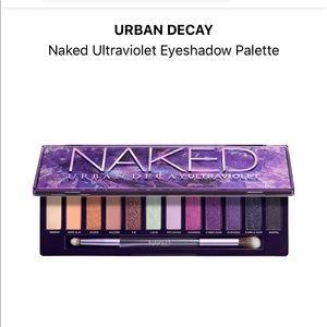 Urban Decay Naked Ultraviolet! Wow!! Stunning! NIB